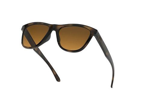 Oakley Moonlighter Polarized (Tortoise/Brown Gradient)