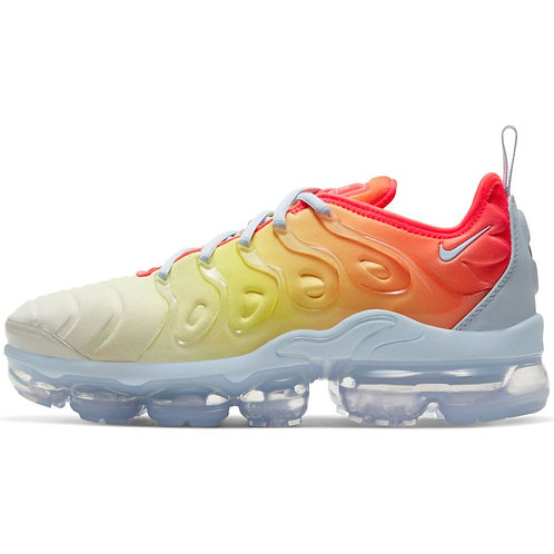 Nike Air Vapormax Plus (Hydrogen Blue/Laser Crimson)