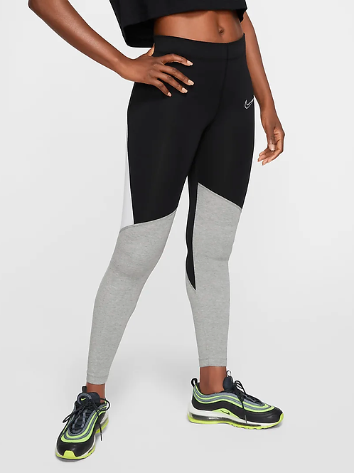 Nike Club Legging (Black/Grey/White)