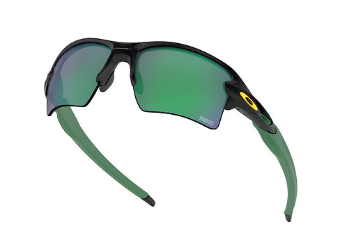 Oakley Flak 2.0 XL Green Bay Packers Official Prizm (Green Bay/Matte Black/Jade)