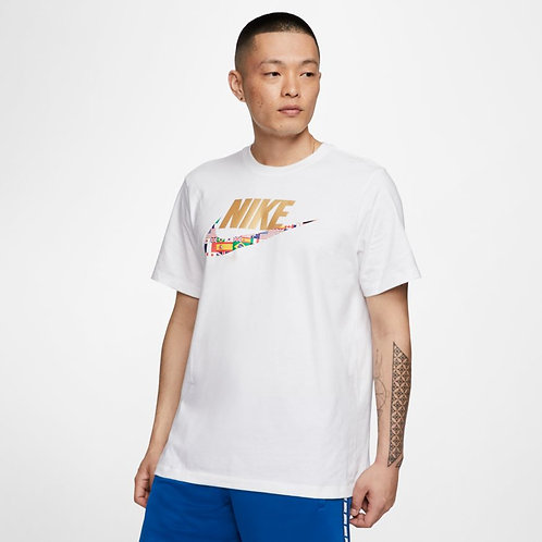 Nike Sportswear Tee (White/Multi)