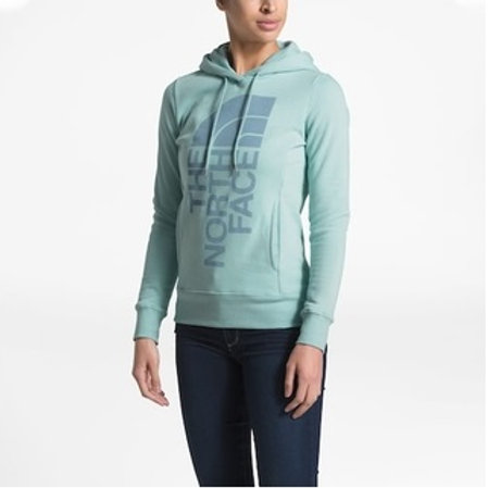 The North Face Holiday Trivert Pullover Hoodie (Blue/Blue)