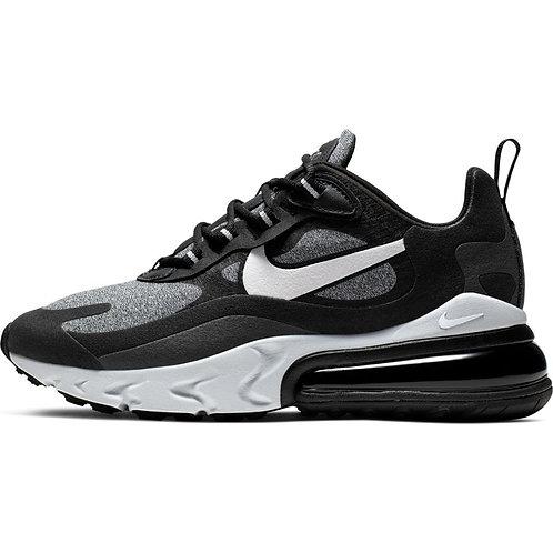 Nike Air Max 270 React (Black/Vast Grey-Off Noir)