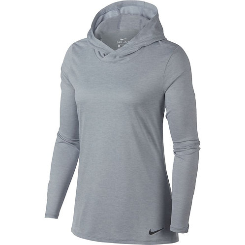 Nike Dry Training Top (Wolf Grey/Dark Grey)