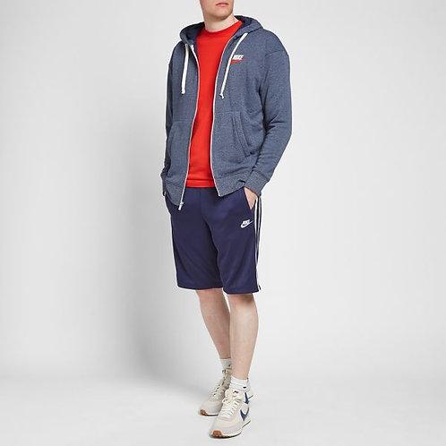 Nike Heritage Full Zip Hoodie (Navy)