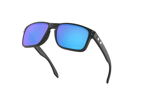 Oakley Holbrook Prizm Polarized (Matte Black/Sapphire)