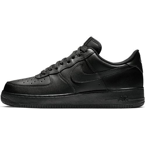 Nike Air Force 1 (Black/Black)