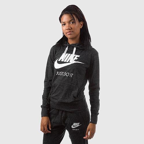 Nike Gym Vintage Pullover Hoodie (Black/Sail)