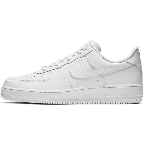 Nike Air Force 1 (White/White)