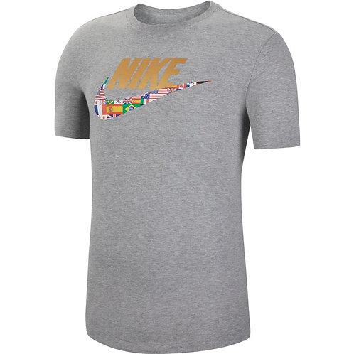 Nike Sportswear Tee (Grey/Multi)