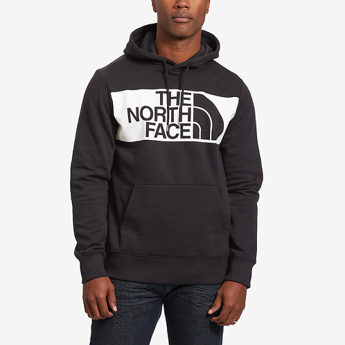 The North Face Edge to Edge Pullover Hoodie (Black/White)