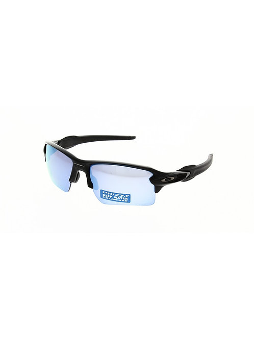 Oakley Flak 2.0 XL Deep Water Prizm Polarized (Matte Black/Deep Water)