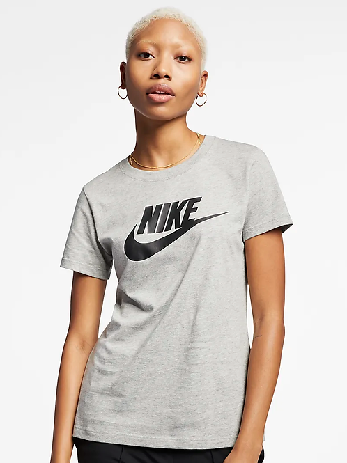 Nike Essential Tee (Grey/Black)