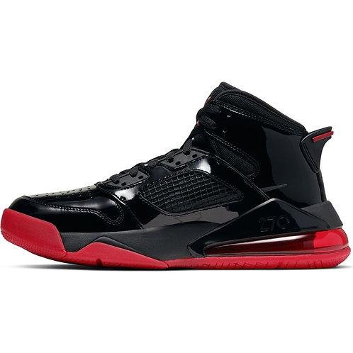 Jordan Mars 270 (Black/Anthracite-Gym Red)