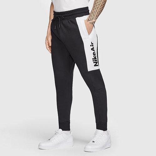 Nike NSW Air Fleece Pant (Black/White)