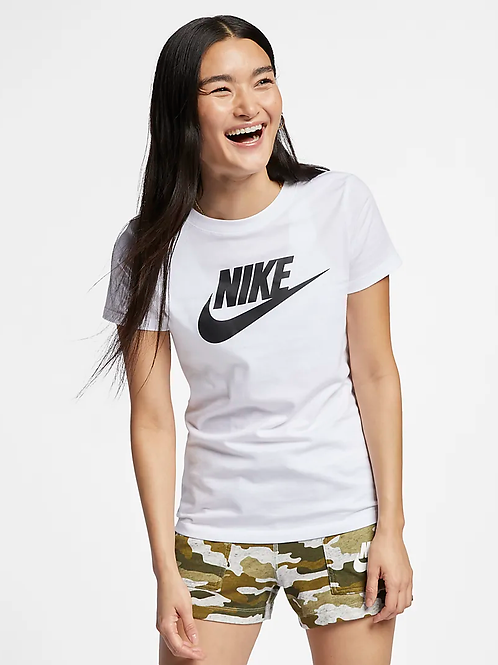 Nike Essential Tee (White/Black)