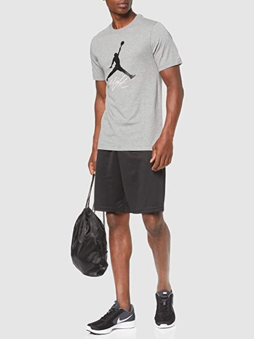 Air Jordan Jumpman Flight HBR Tee (Grey)