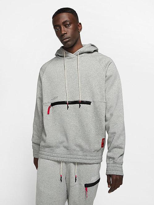 Nike Kyrie Pullover Hoodie (Grey)