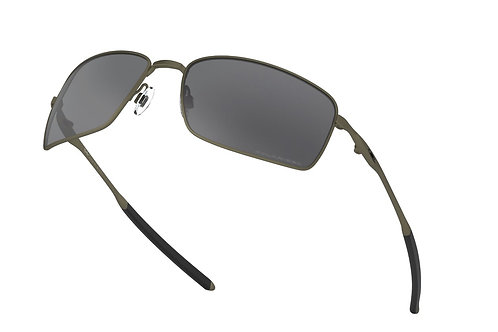 Oakley Square Wire Polarized (Carbon/Grey)