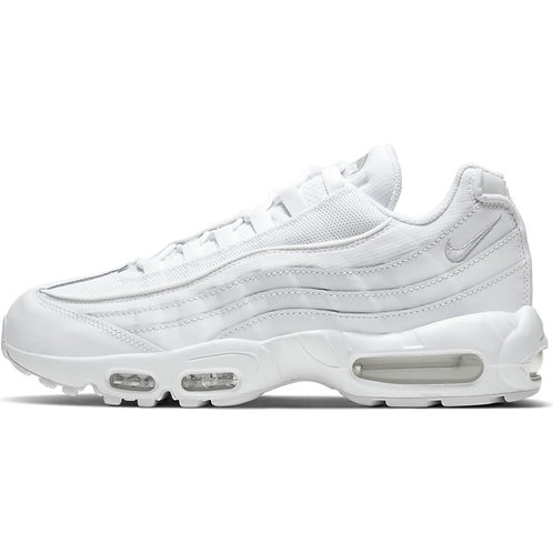 Nike Air Max 95 Essential (White/White-Grey Fog)