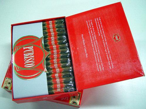 Señoritas Purisco Rojo Cardboard Box 1x48