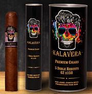 Doble Robusto Kalavera Black Costa Rica cigar