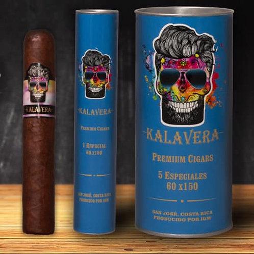 Special Maduro Kalavera Blue