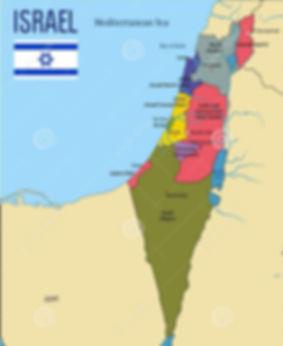 mapa-del-vector-de-israel-con-regiones-1