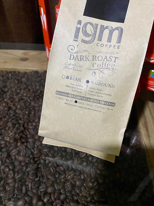 IGM Coffee 454 gr.