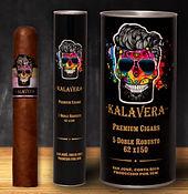 Doble Robusto Kalavera Costa Rica tobacco premium cigar