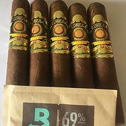 Churchill Eureka Costa Rica cigar