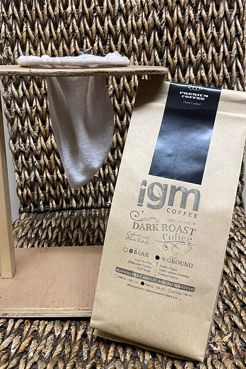 IGM Coffee 340 gr.