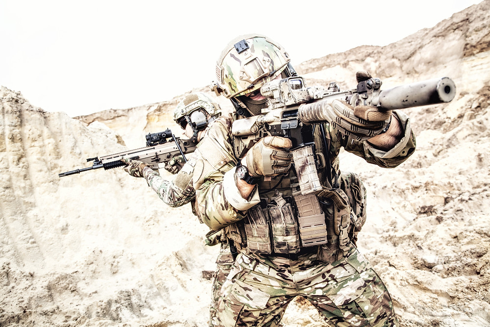 Special Operators Cover and Move