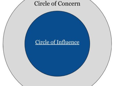 Taking Action: Focusing on Your Circle of Influence