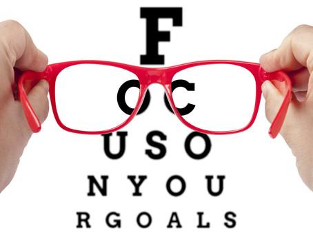 Where Your Focus Goes Energy Flows: A Framework for Finacial Success