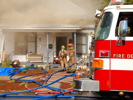 Using Decentralized Command to Lead a Fire Department