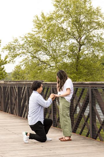 Proposal Couples Photography Grayslake IL