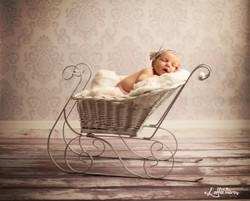 Séance naissance par l'effet mère