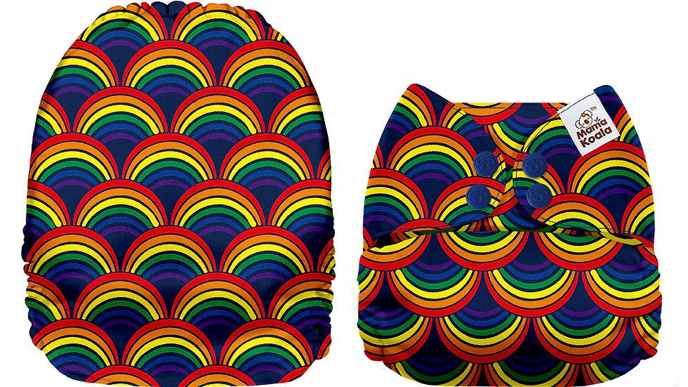 """Couche """"rainbow"""""""