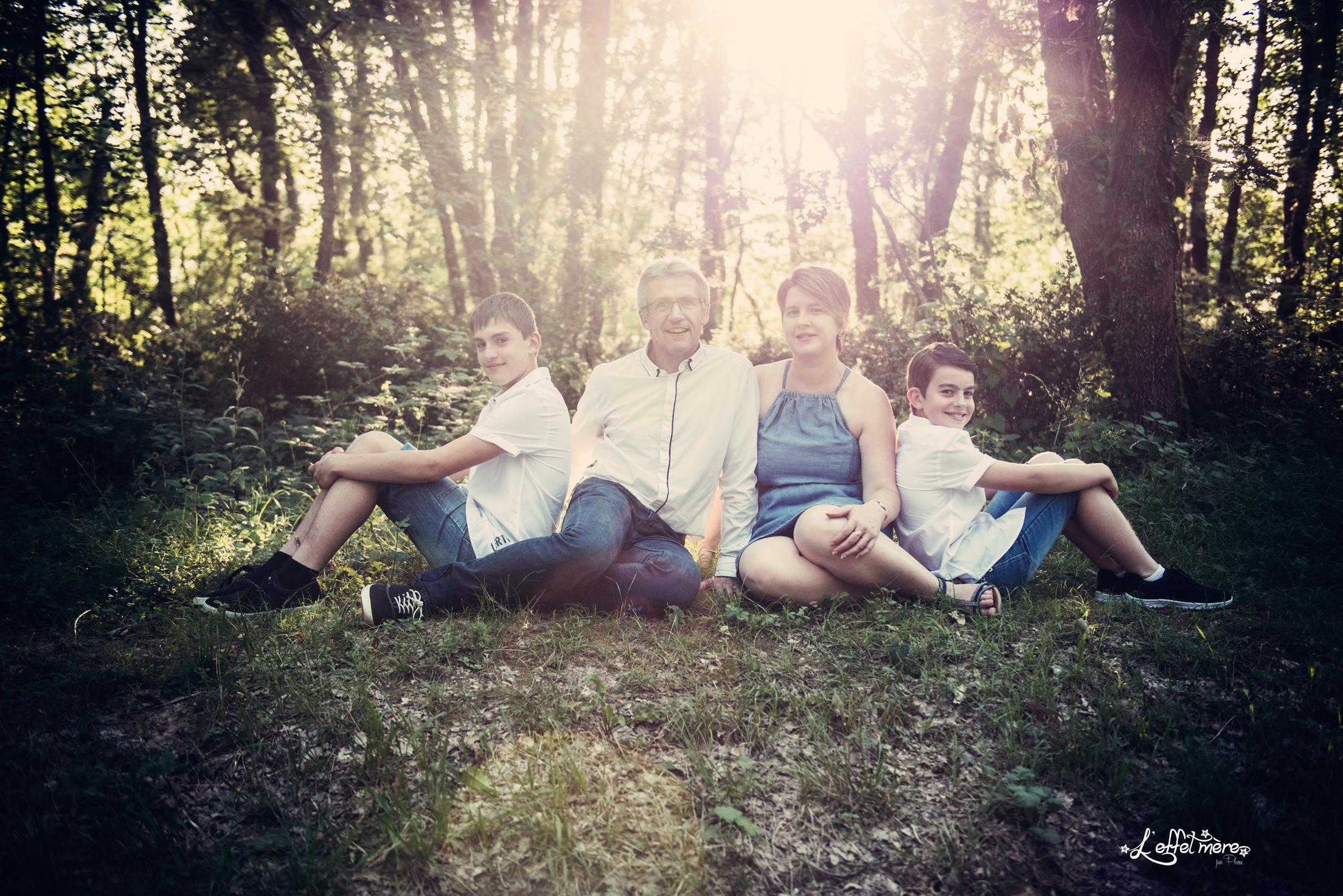 Séance famille Photographe Montauban