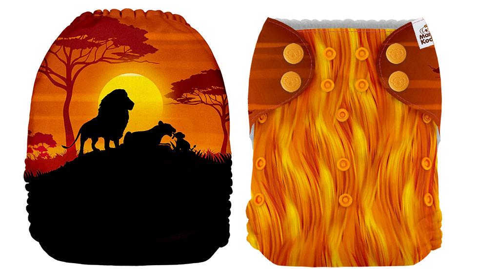 MK Roi Lion
