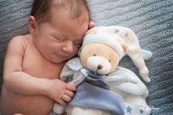 L'effet mère photographe bébé