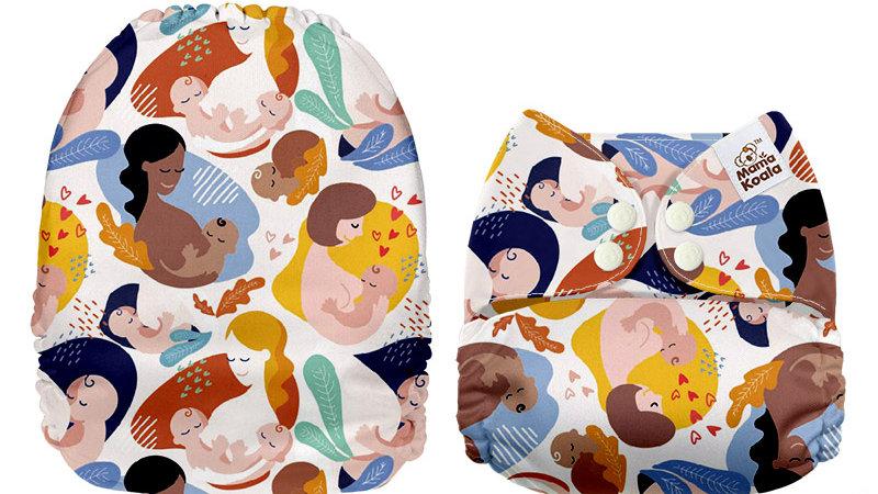 Couche Mama Koala PD24146U-P