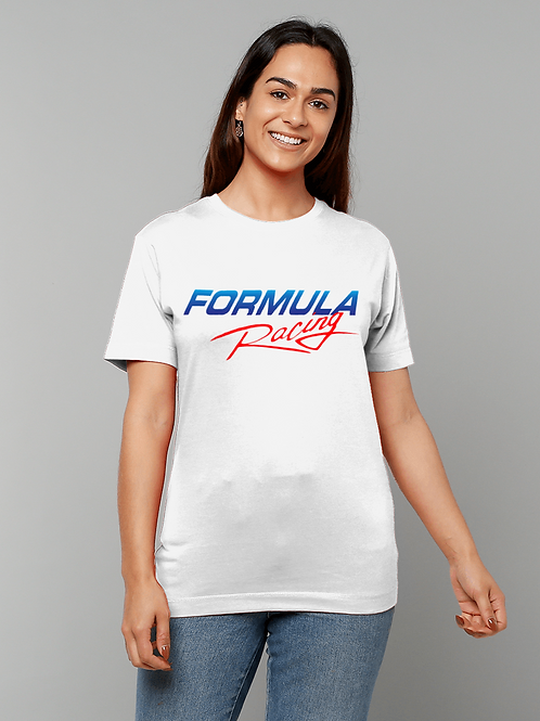 Formula Racing Style T-Shirt
