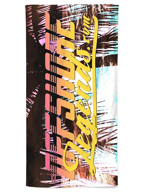 Offshore Legends Palm Beach Beach Towel