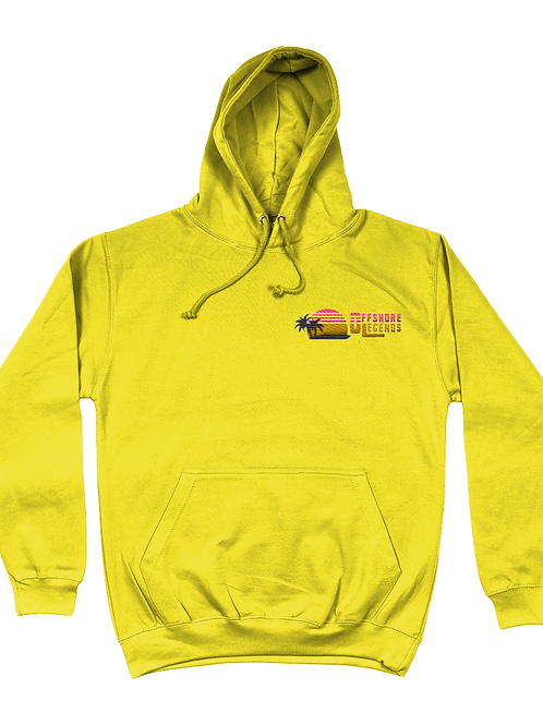 Offshore Legends Embroidered Hoodie