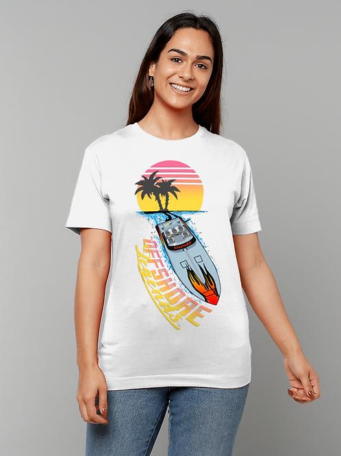 Donzi 43zr Offshore Legends T-Shirt