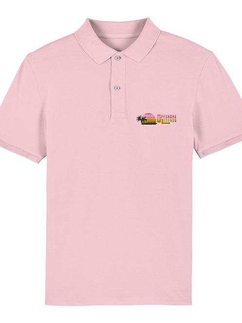 Offshore Legends Embroidered Polo Shirt