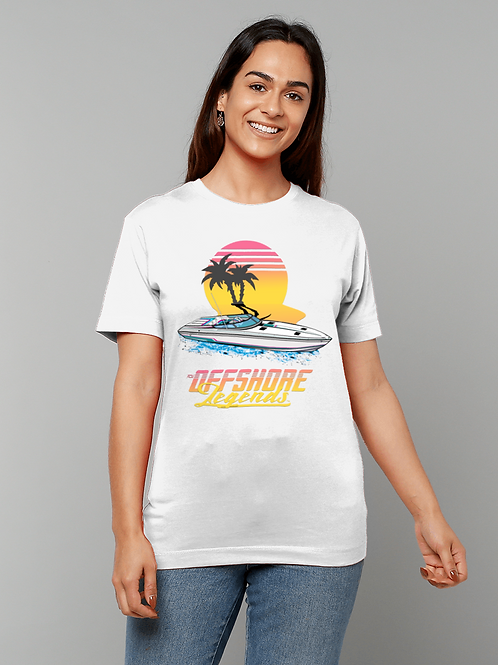 Formula 419 SR1 Offshore Legends T-Shirt