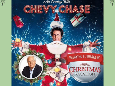 Chevy Chase Coming To Utica